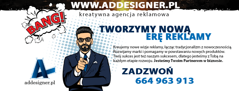 reklama firmy addesigner
